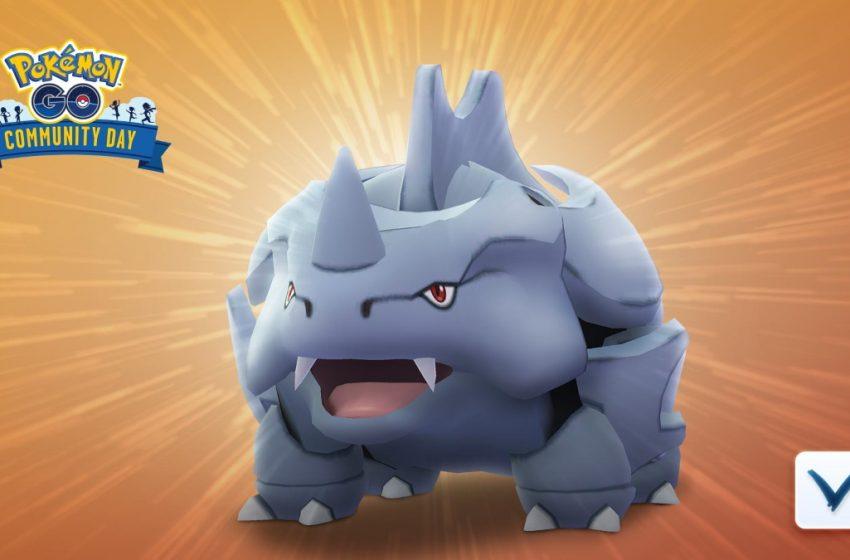 How to catch a Shiny Rhyhorn in Pokémon Go