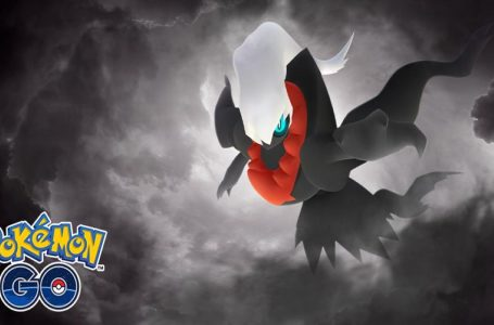 All Darkrai weaknesses and best Pokémon counters in Pokémon Go