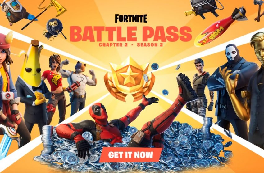 A Deadpool skin is coming to Fortnite