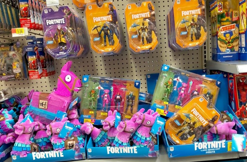 The four best Fortnite toys to purchase in 2020