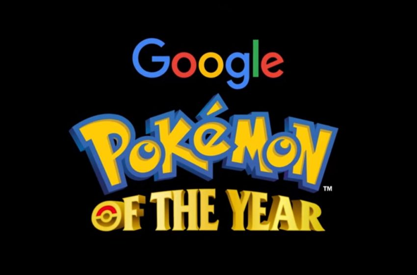 Google has announced the winners of its Pokémon of the Year contest