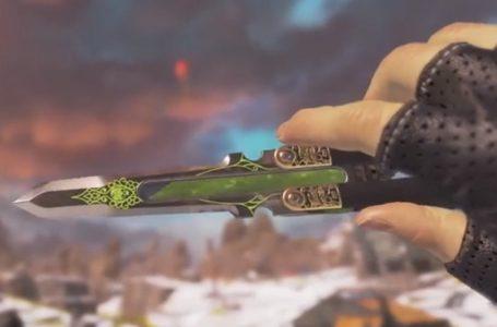 How Heirloom Shards work in Apex Legends