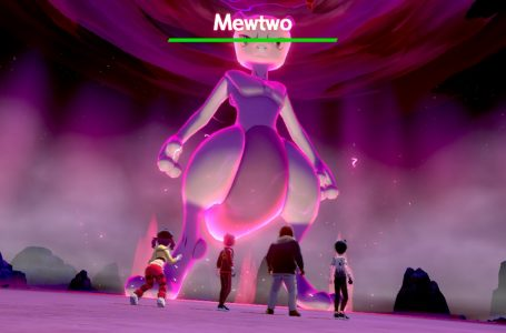 How to do the Mewtwo max raid battle in Pokémon Sword and Shield