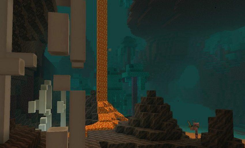 Minecraft Snapshot 20W06A Details