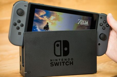 Nintendo Switch reportedly suffering shortages in April due to coronavirus