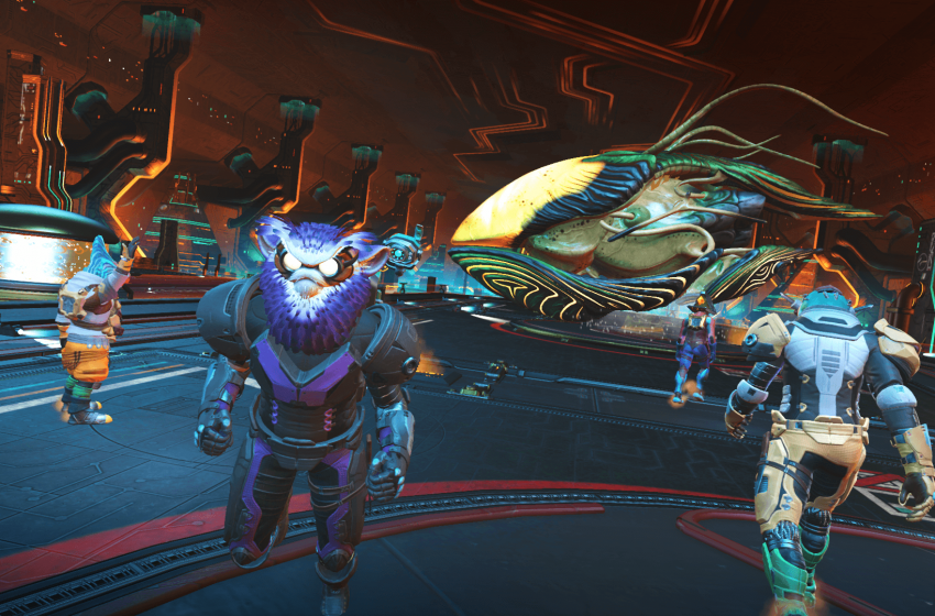 No Man's Sky update 2.3 straps you into a gooey, living ship – Full patch notes
