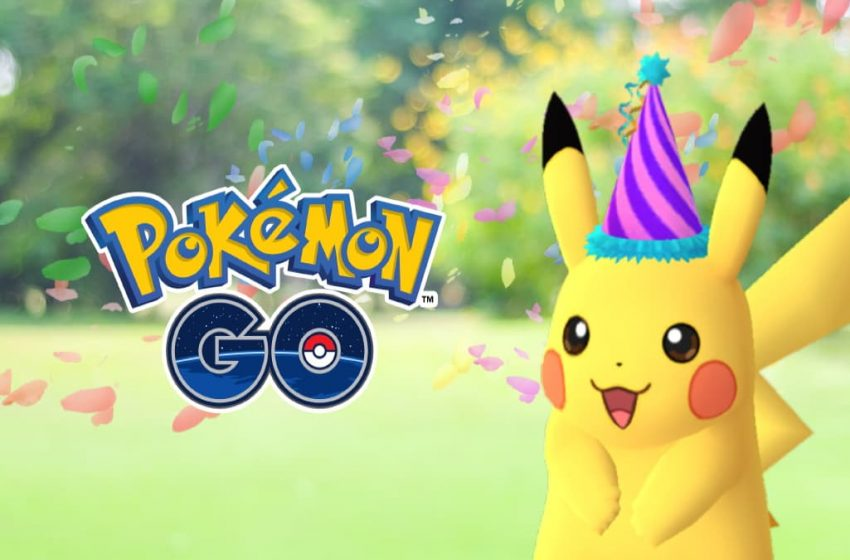 How to get party hat Pikachu, Eevee, Squirtle, Charmander, and Bulbasaur in Pokémon Go