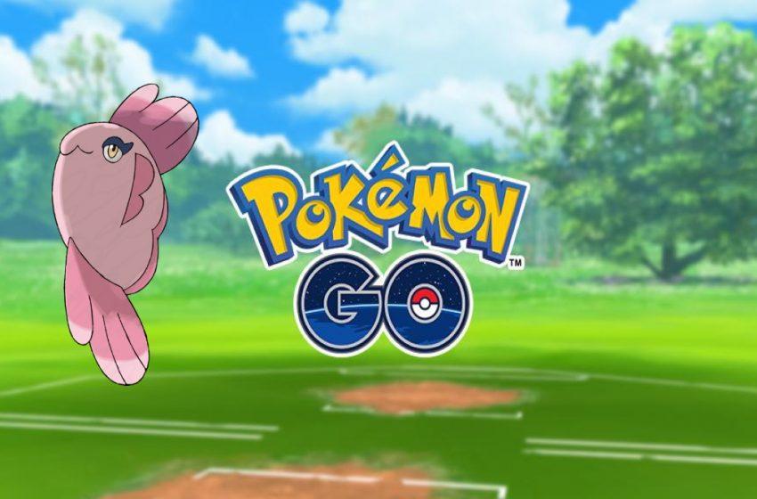 How to get Alomomola in Pokémon Go