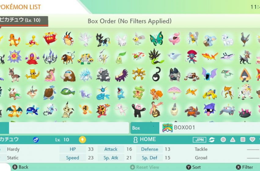 How to use voice recognition in Pokémon Home