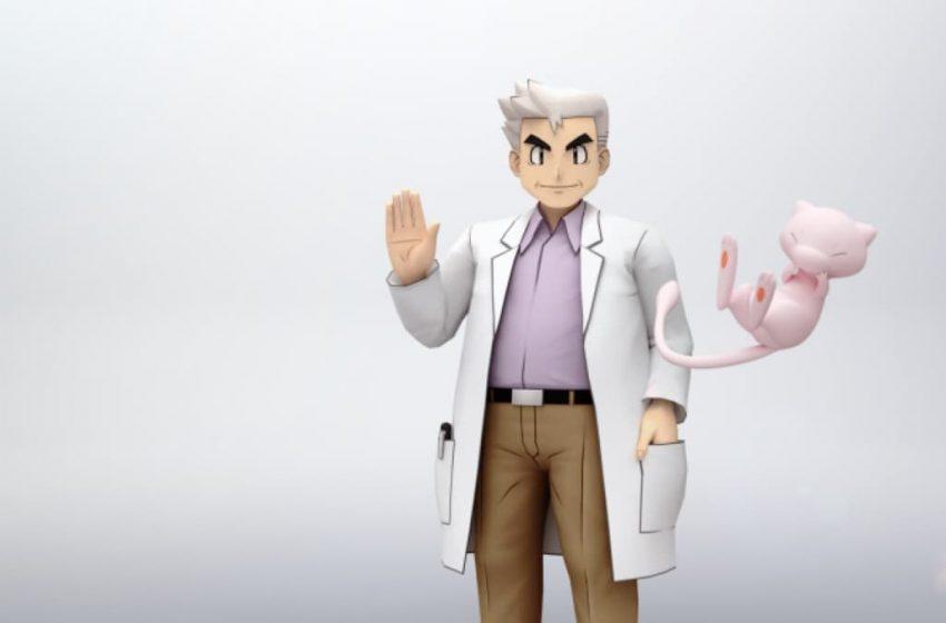 How to get Professor Oak in Pokémon Masters