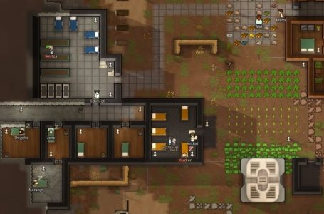 How to make a hospital in Rimworld