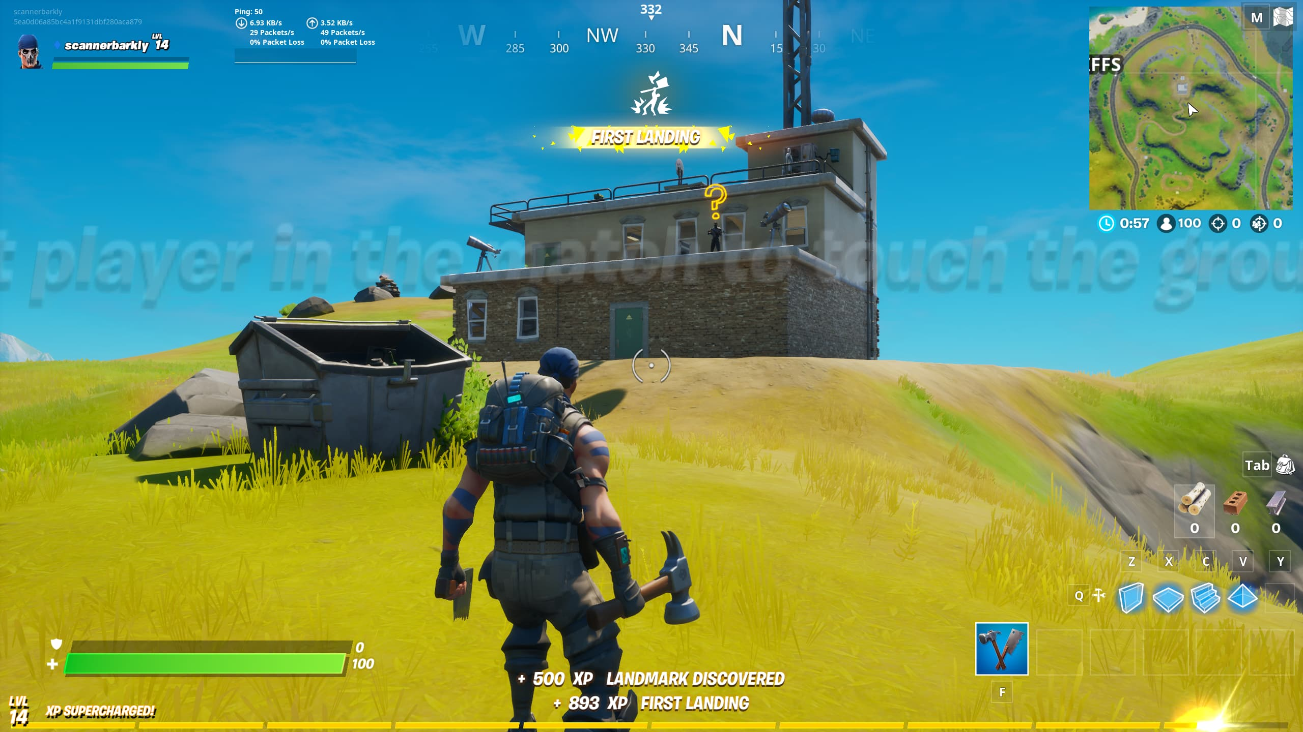 Where To Enter A Shadow Safe House In Fortnite Chapter 2 Season 2 Esports Fast