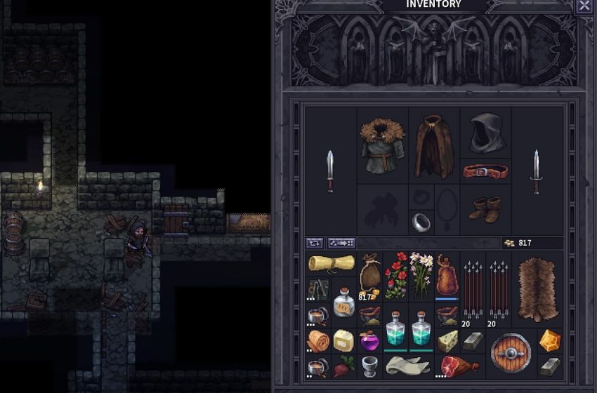 How to increase your inventory space and get a backpack in Stoneshard