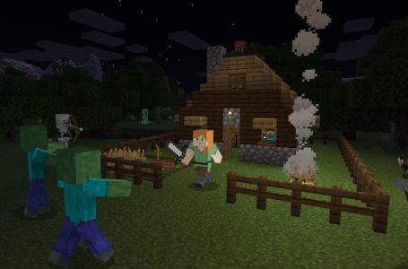 Minecraft Mobs List