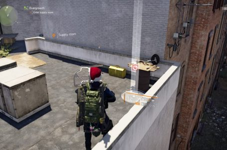How to farm target intel in The Division 2