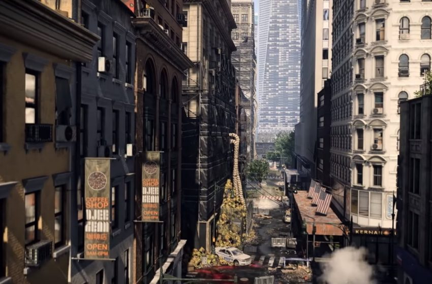 Everything different in New York from The Division to The Division 2