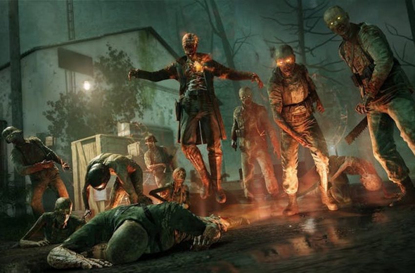 Zombie Army 4 arrives today, along with a chaotic new trailer