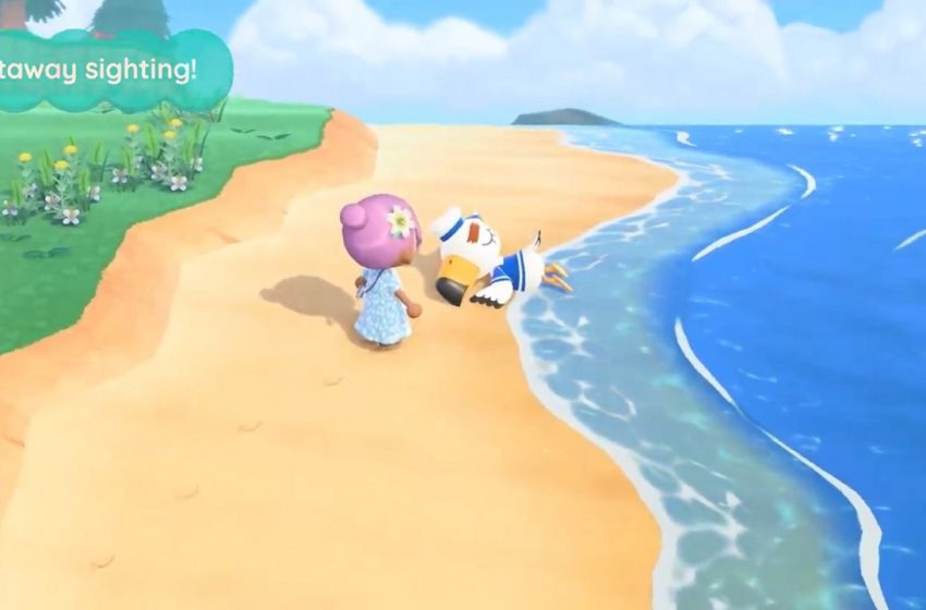 Ghosts and castaways make island life a little more dangerous in Animal Crossing: New Horizons