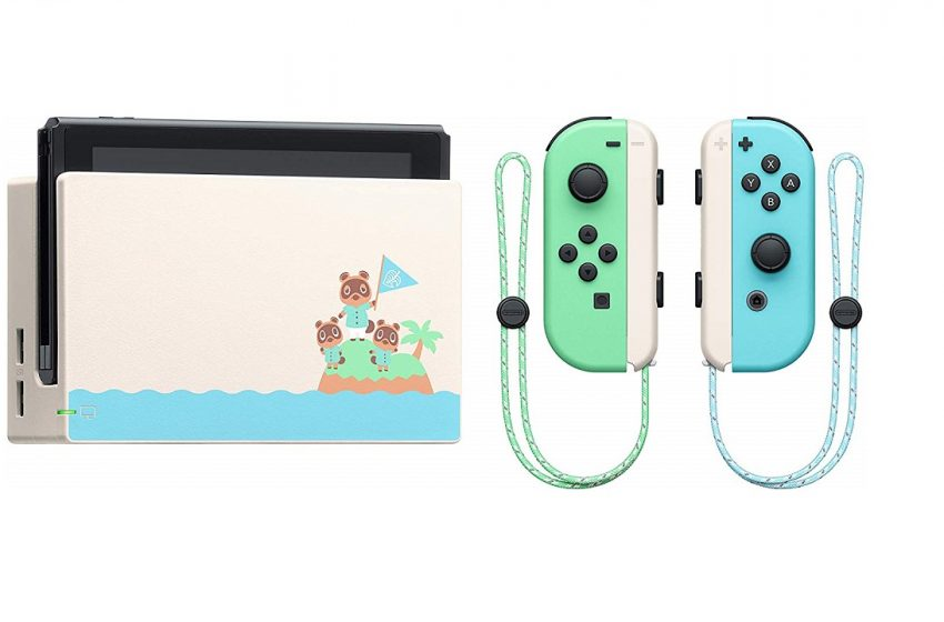 Where to pre-order the Animal Crossing Limited Edition Nintendo Switch