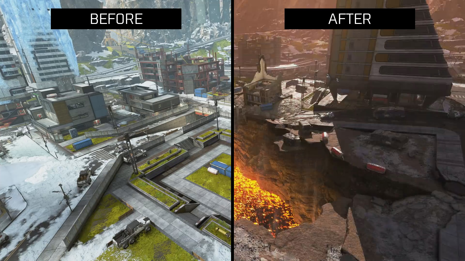 Apex - Before and After