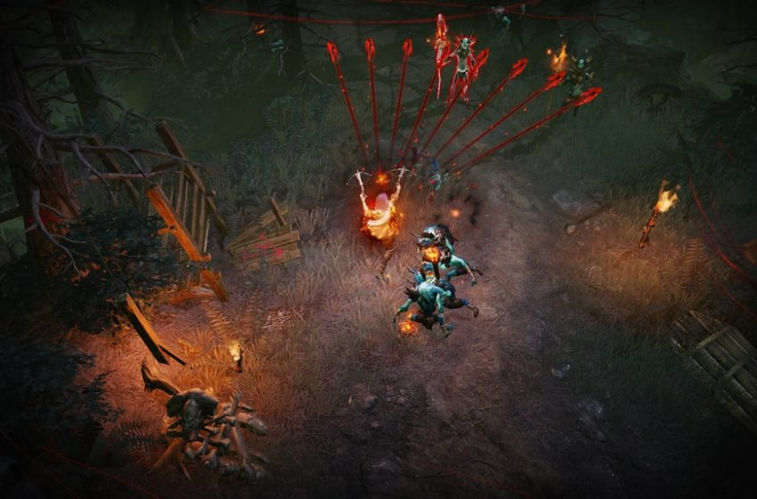 Diablo Immortal regional tests start this year, if anyone was wondering