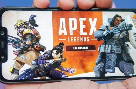 How to play Apex Legends on your Android smartphone