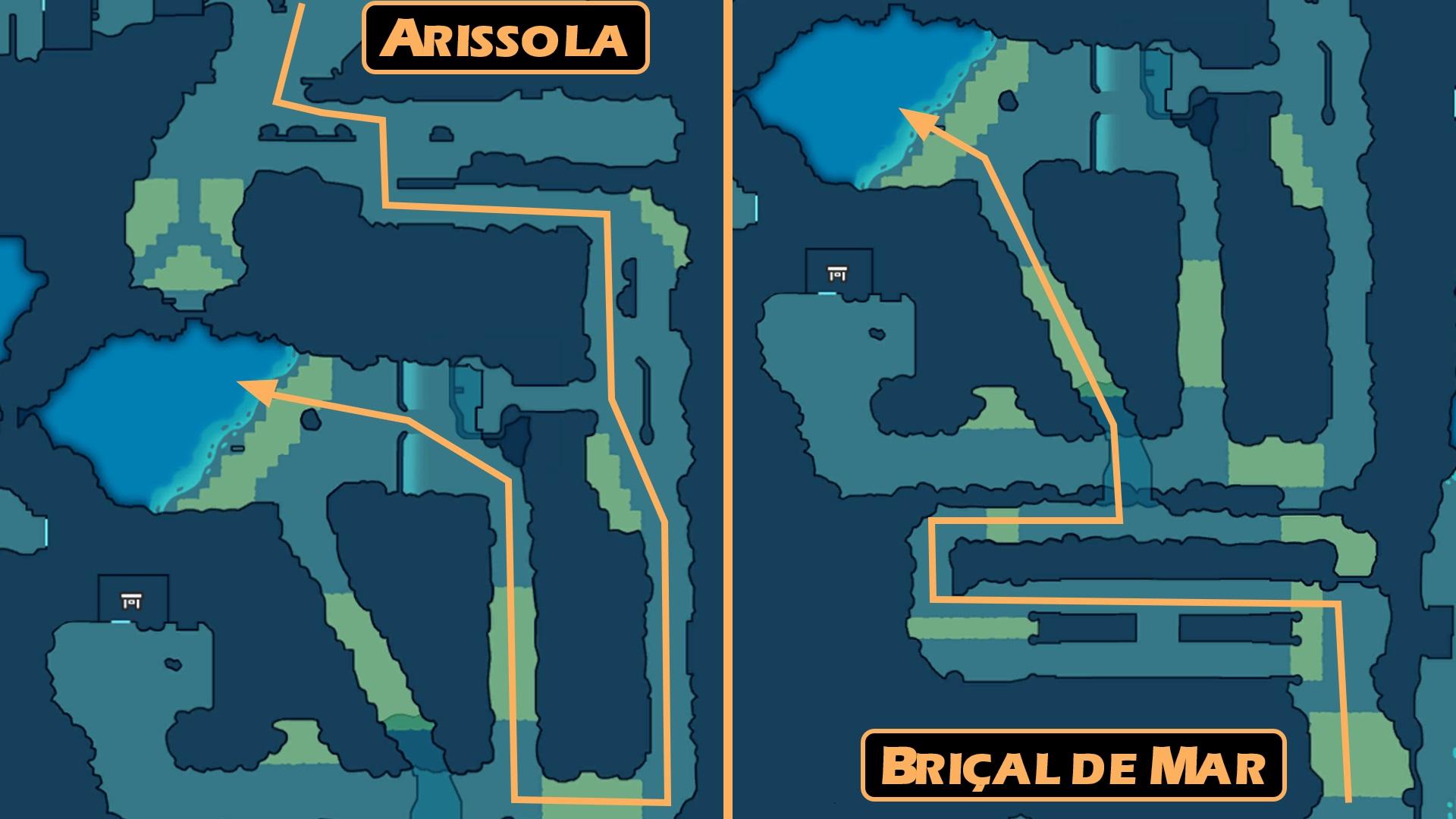 Nessla Location Guide