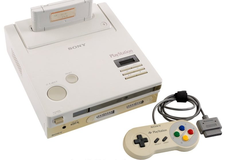 The legendary Nintendo Play Station prototype is up for auction for the first time ever