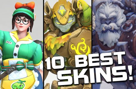 The 10 best Overwatch skins, ranked