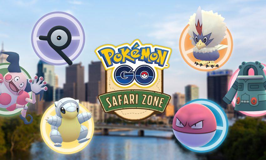 How to buy tickets for the Philadelphia Pokémon Go Safari Zone