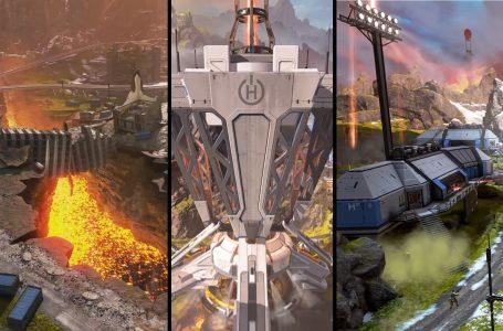 New World's Edge location guide for Apex Legends Season 4
