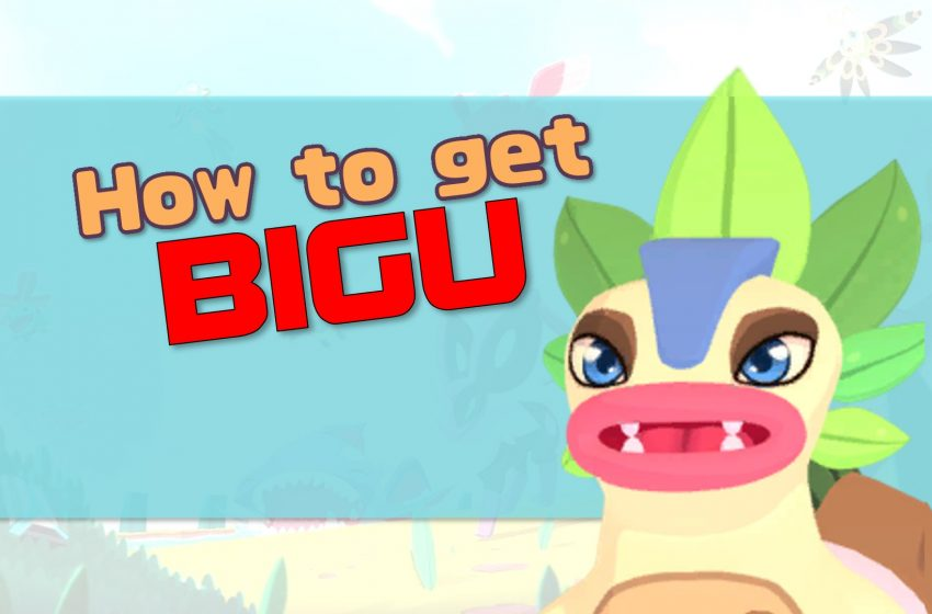 How to get Bigu in Temtem