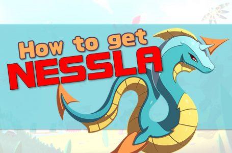 How to get Nessla in Temtem