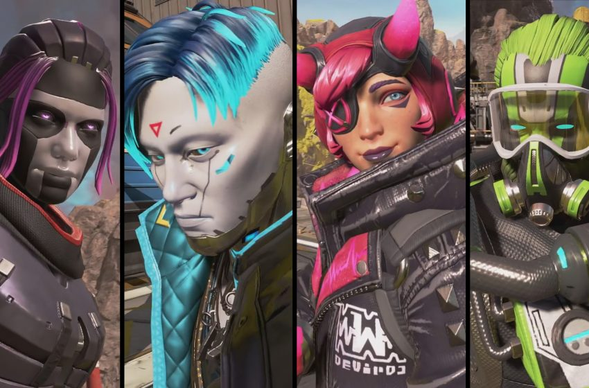 All new things and changes coming to Apex Legends Season 4