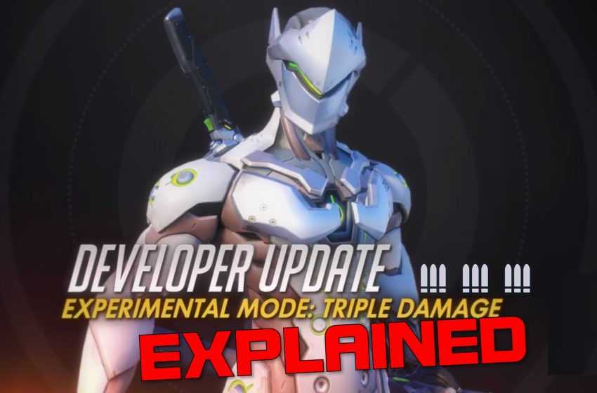 Everything you need to know about Overwatch's new Triple Damage mode