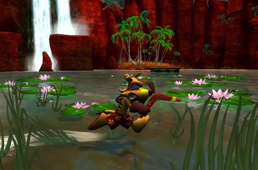 Ty the Tasmanian Tiger boomerangs onto Switch in March