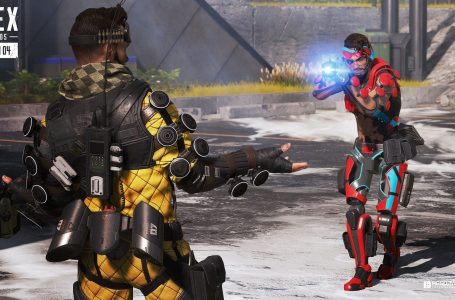 Where to find every Evo Shield in the Apex Legends System Override Event