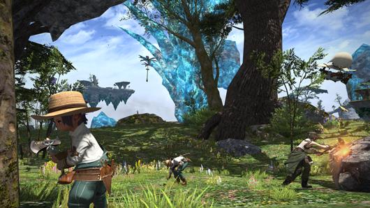 Final Fantasy XIV Patch 5.21