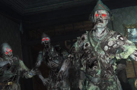 Call of Duty: Vanguard Zombies is the start of a new Dark Aether story chapter called Der Anfang